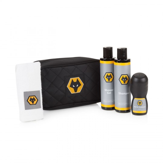 Essentials toiletries gift set