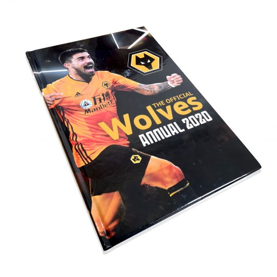 WOLVES OFFICIAL ANNUAL 2019-20