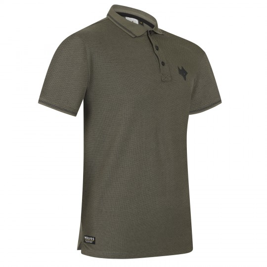Terrace Jacquard Polo