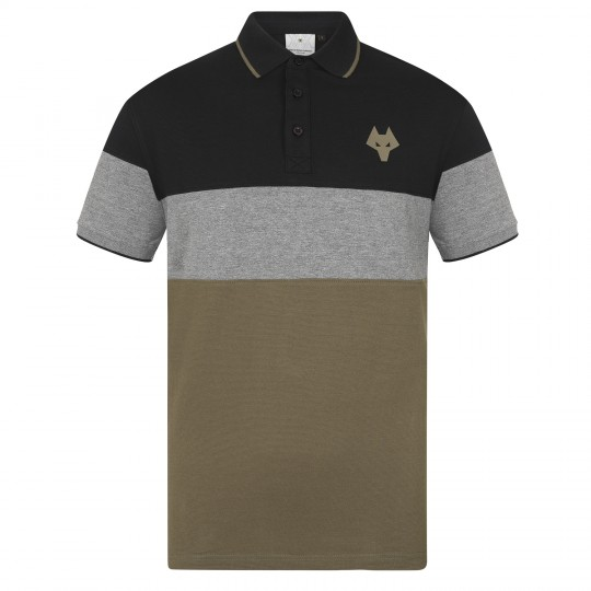 Terrace Cut and Sew Polo