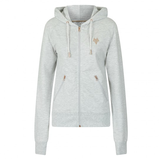 Terrace Full Zip Hoodie - Womens