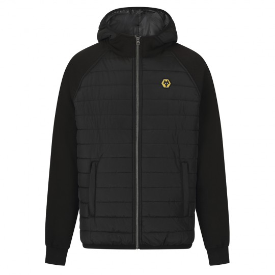Checkov Conrast Jacket