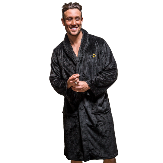 Adult Fleece Dressing Gown