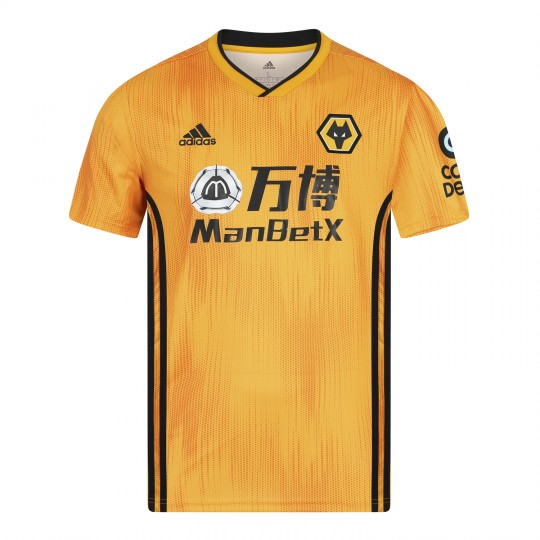 2019-20 Wolves Home Shirt - Adult