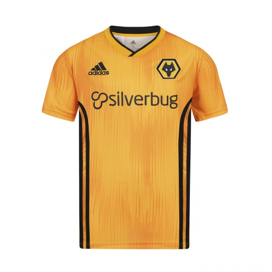 2019-20 Wolves Home Shirt - Junior