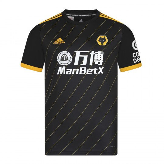 2019-20 Wolves Away Shirt - Adult