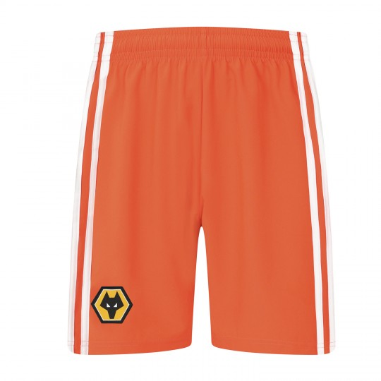 2019-20 Wolves Away Goalkeeper Shorts - Adult