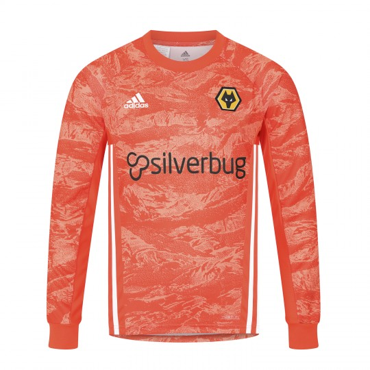 2019-20 Wolves Away Goalkeeper Shirt - Junior