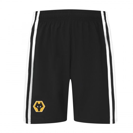 2019-20 Wolves 3rd Goalkeeper Shorts - Junior