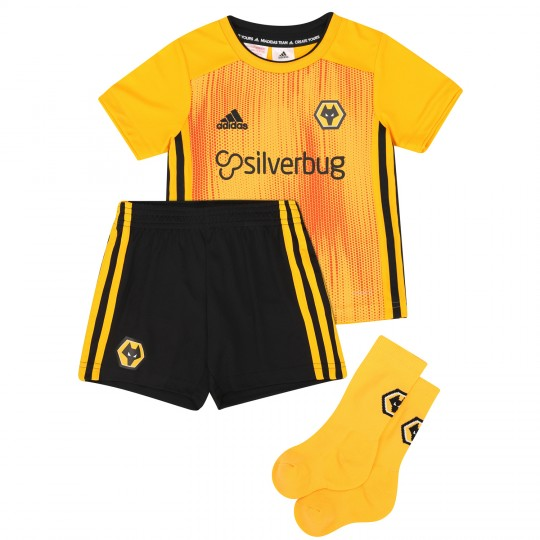 2019-20 Wolves Home Kit - Infant