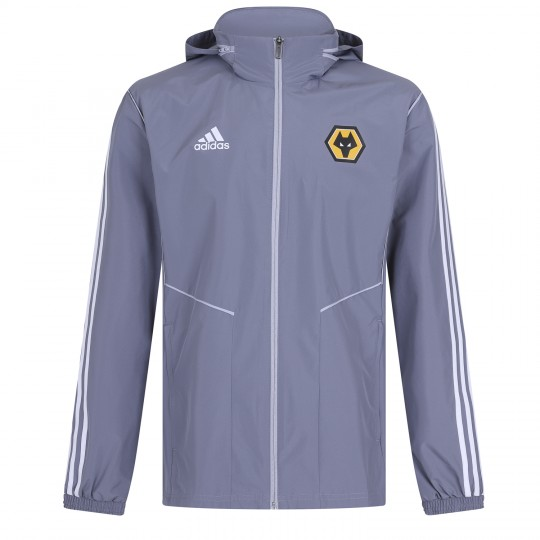 2019-20 Training All Weather Jacket - Grey