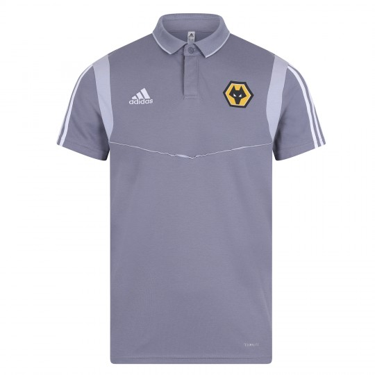 2019-20 Training Polo - Grey