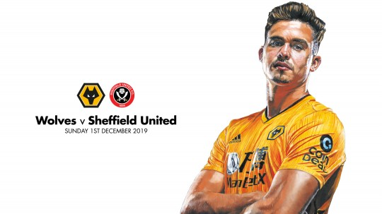 Wolves V Sheffield United Programme