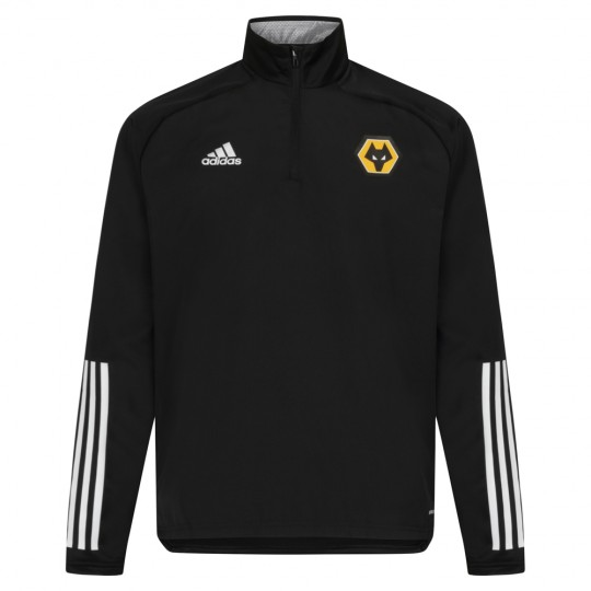2020-21 Matchday Warm Top - Black