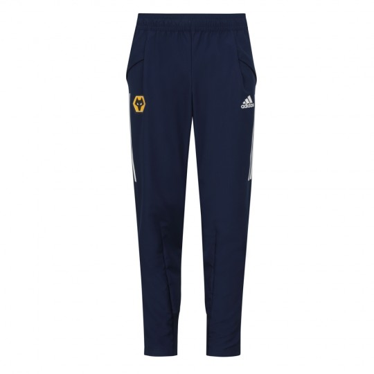 2020-21 Players Presentation Pant - Navy - Jnr