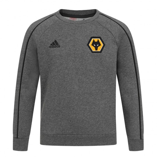 2020-21 Core Leisure Sweatshirt by adidas - Jnr