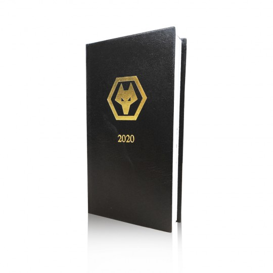 WOLVES 2020 POCKET DIARY