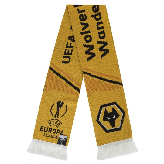 Europa League Jacquard Scarf