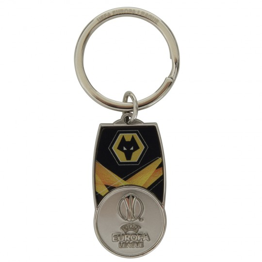 Europa League Keyring