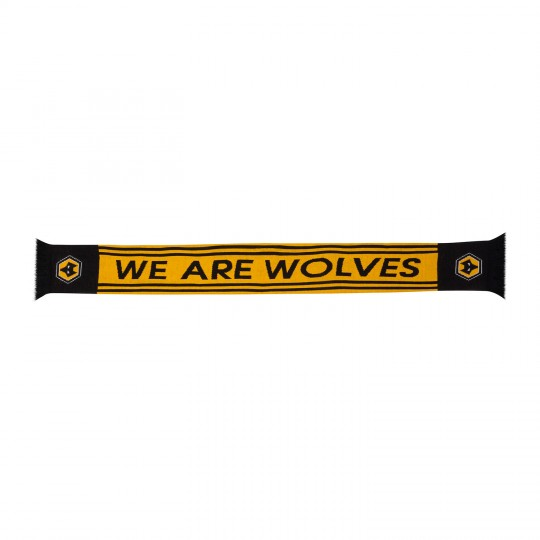 We Are Wolves Scarf