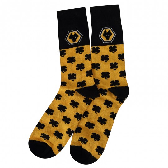 Lucky Socks - Gold