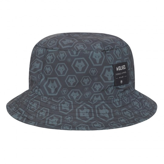 Terrace Bucket Hat - Navy