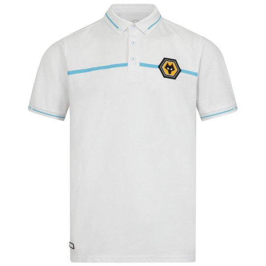 Progression Polo - White