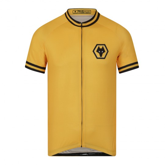 Wolves Authentic Cycle Top - Gold