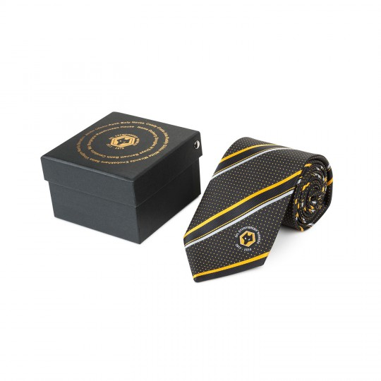 2018 COMMEMORATIVE BOXED  TIE