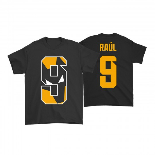 Raul 9 Name and Number T-Shirt
