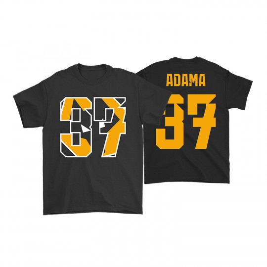 Adama 37 Name and Number T-Shirt