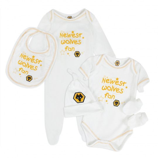 Five Pack Baby Gift Set