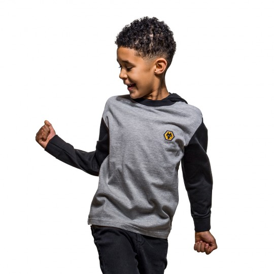 SWALLOW JUNIOR HOODY