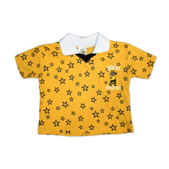 Gold Star Trophy Tee Infant