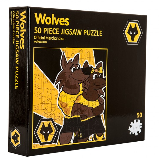 WOLFIE AND WENDY JIGSAW