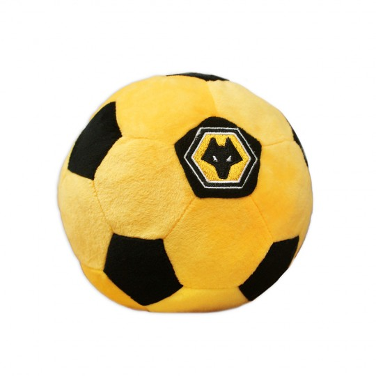 WOLVES PLUSH 22CMS FOOTBALL