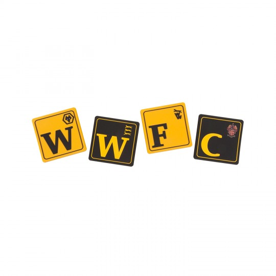 WWFC Letter Magnets