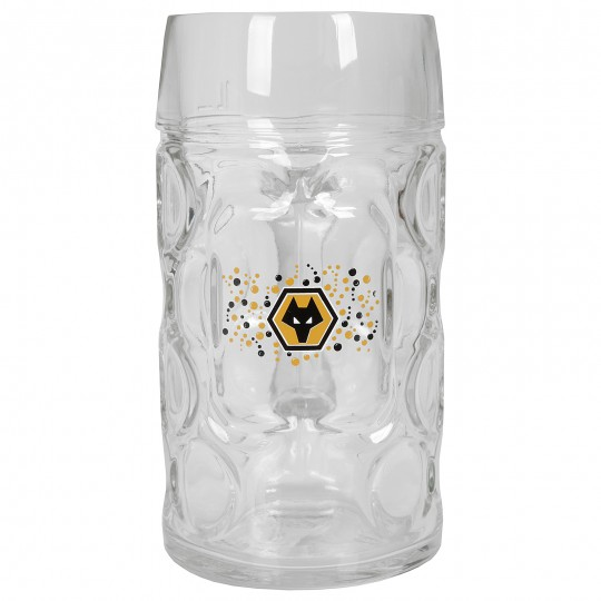 2 Pint Glass Tankard