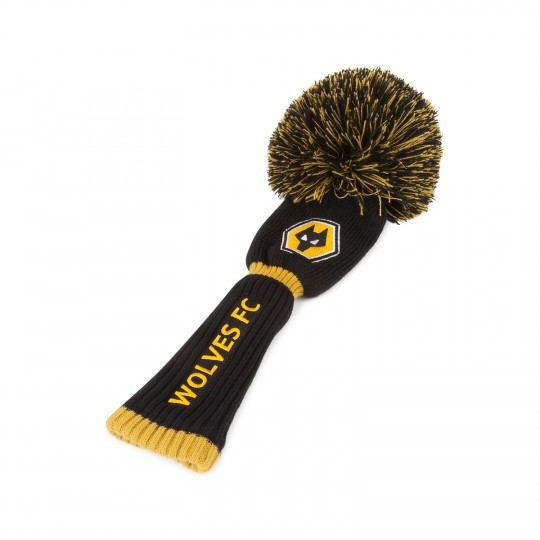 DRIVER POM POM HEAD COVER