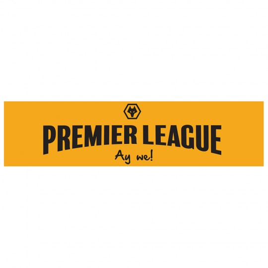 PREM LEAGUE AY WE STICKER
