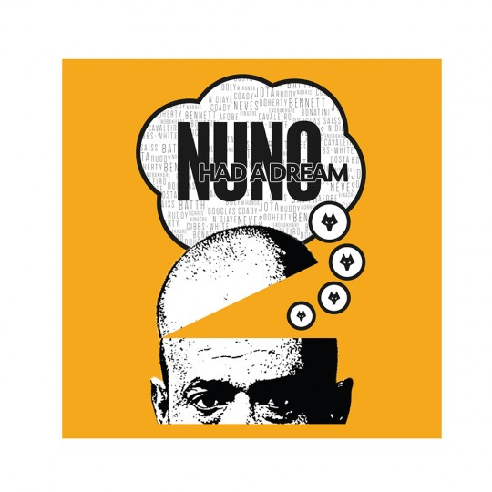 Nuno Window Car Sticker