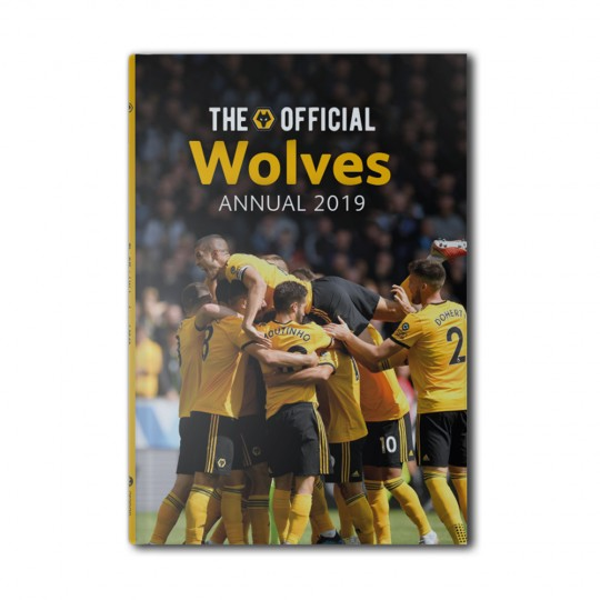 WOLVES OFFICIAL ANNUAL 2018-19