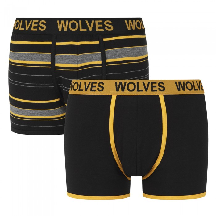 Essentials Boxer Short Twin Pack - Boys