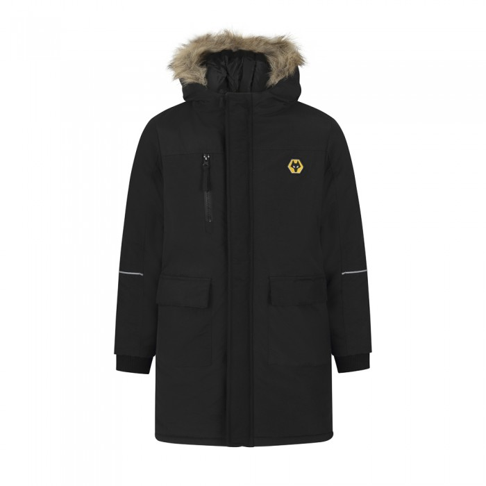 Dickens Junior Parka