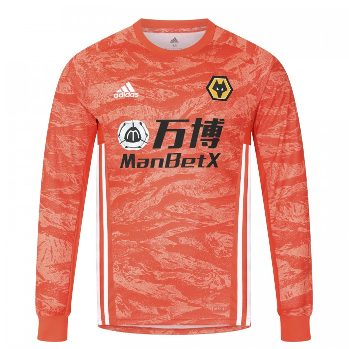Wolves 2019/20 Away Goalkeeper Shirt - Adult