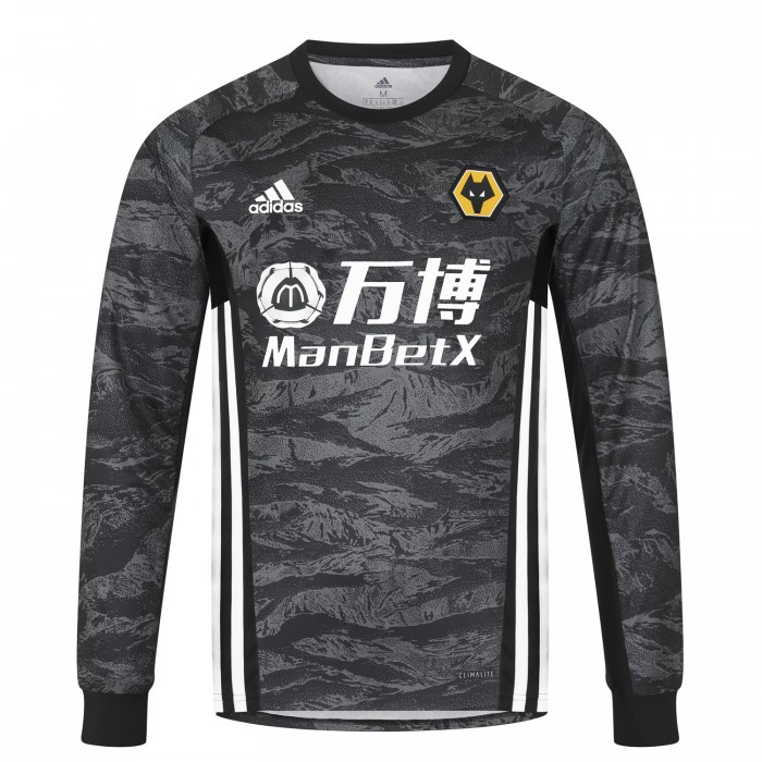 2019/20 Wolves 3rd Goalkeeper Shirt - Adult