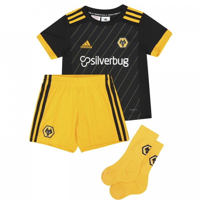 2019-20 Wolves Away Kit - Infant