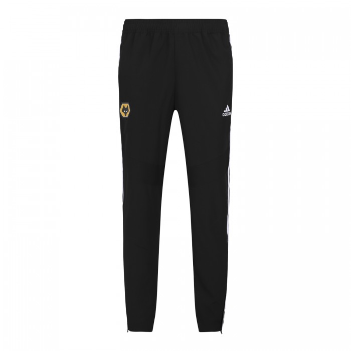 2019-20 Matchday Training Woven Pant - Black