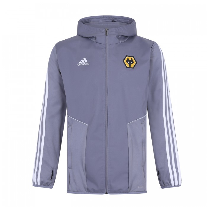 2019-20 Training Warm Jacket - Grey