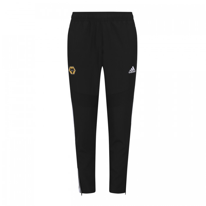 2019-20 Matchday Training Woven Pant - Black - Jnr